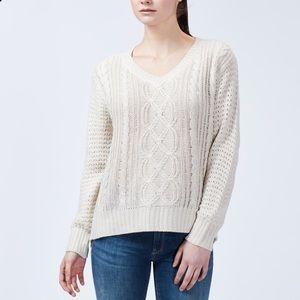 RD Style V-Neck Knit Sweater